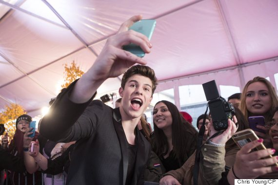 shawn mendes canada walk of fame