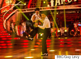 Peter Andre's Performance Scoops The Double '10' On 'Strictly'