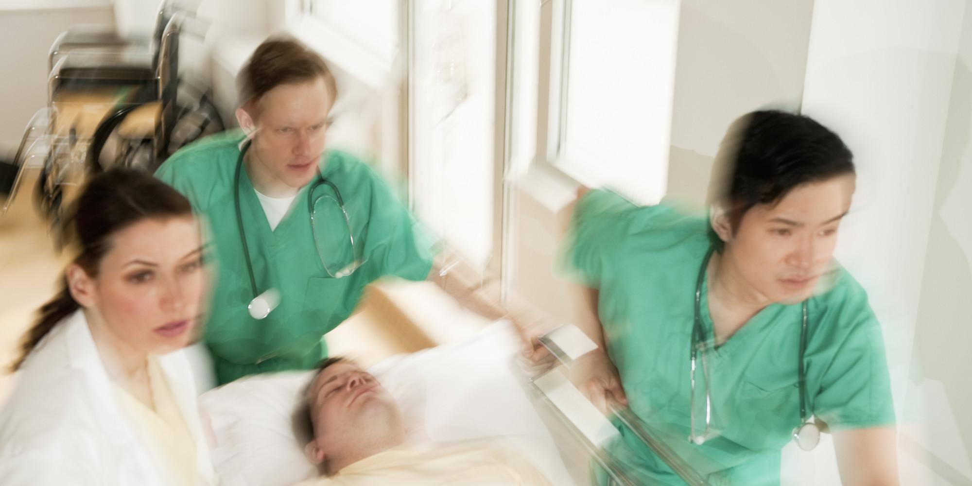 St John S Emergency Room