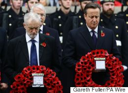 Corbyn Marks Poppy Day With Poem On 'Futility' Of War