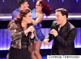Angélica Vale y Raúl González brillaron en el estreno de '¡Qué Noche!'