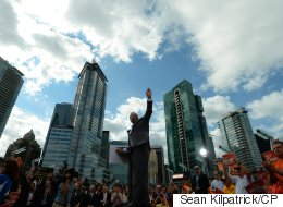 B.C. Was A Bright Spot In Disappointing Campaign: Mulcair