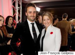 ADISQ 2015: Mélanie Joly porte une tenue signée Marie Saint Pierre