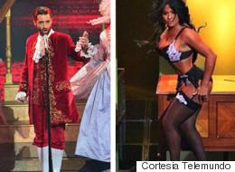 ¡Sí pudieron!: Maripily 'HOT' y Toni Costa cantando ópera