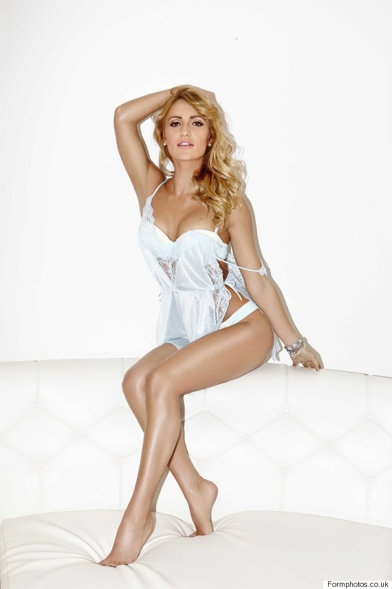Aliona Vilani's Calendar Is A Little More SFW Than ...