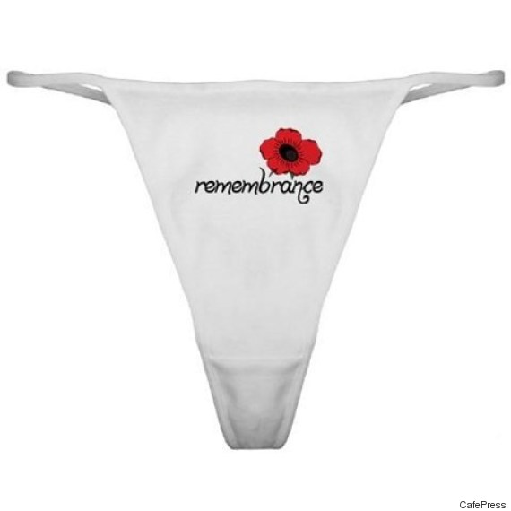remembrance thong