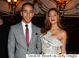 Nicole's Night Out Sparks Lewis Hamilton Reunion Rumours