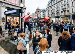 The Question 'Where's Wally?