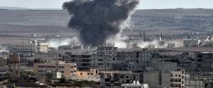 US AIR STRIKES IN IRAQ