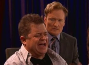 Patton Oswalt On Conan