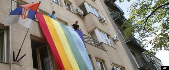 SERBIA GAY PRIDE