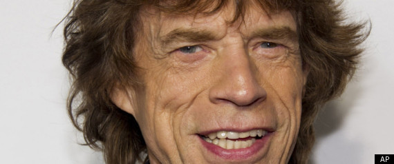 MICK JAGGER SPENDS TOO MUCH TIME ON FACEBOOK