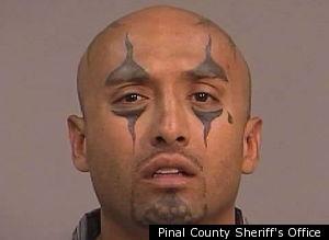 Bad Face Tattoos Clown Tear Drop
