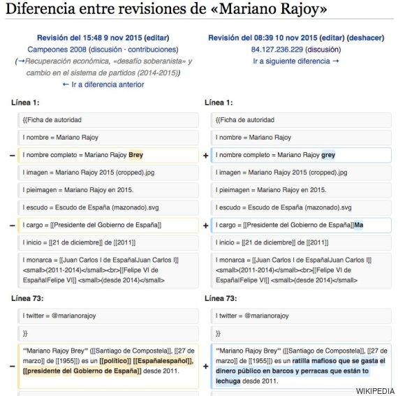 huffpost wikipedia huffpost wikipedia quot rajoy es un