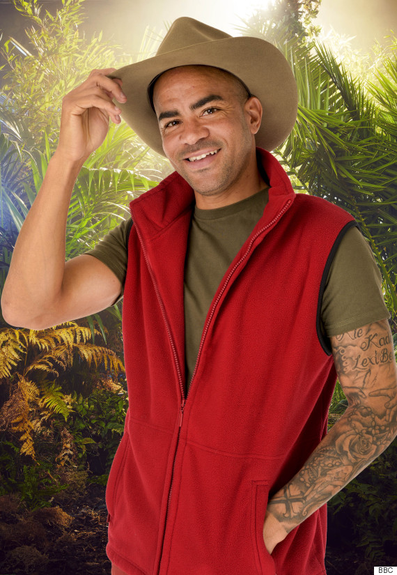 Which I'm A Celebrity contestant has followed Kieron Dyer ...