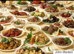 NYC's Byblos Shows The Amazing Variety Of Lebanese Cuisine