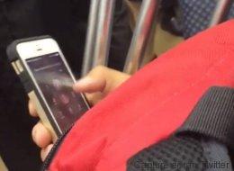 Vous n'arriverez jamais à retenir son code de verrouillage d'iPhone (VIDÉO)