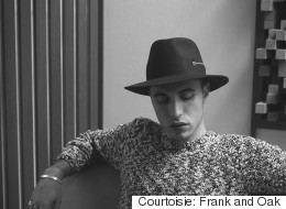 Frank and Oak et Larose Paris collaborent pour une collection de chapeaux