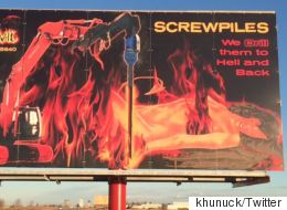 Alberta Oilfield Company Slammed For 'Misogynistic' Billboard