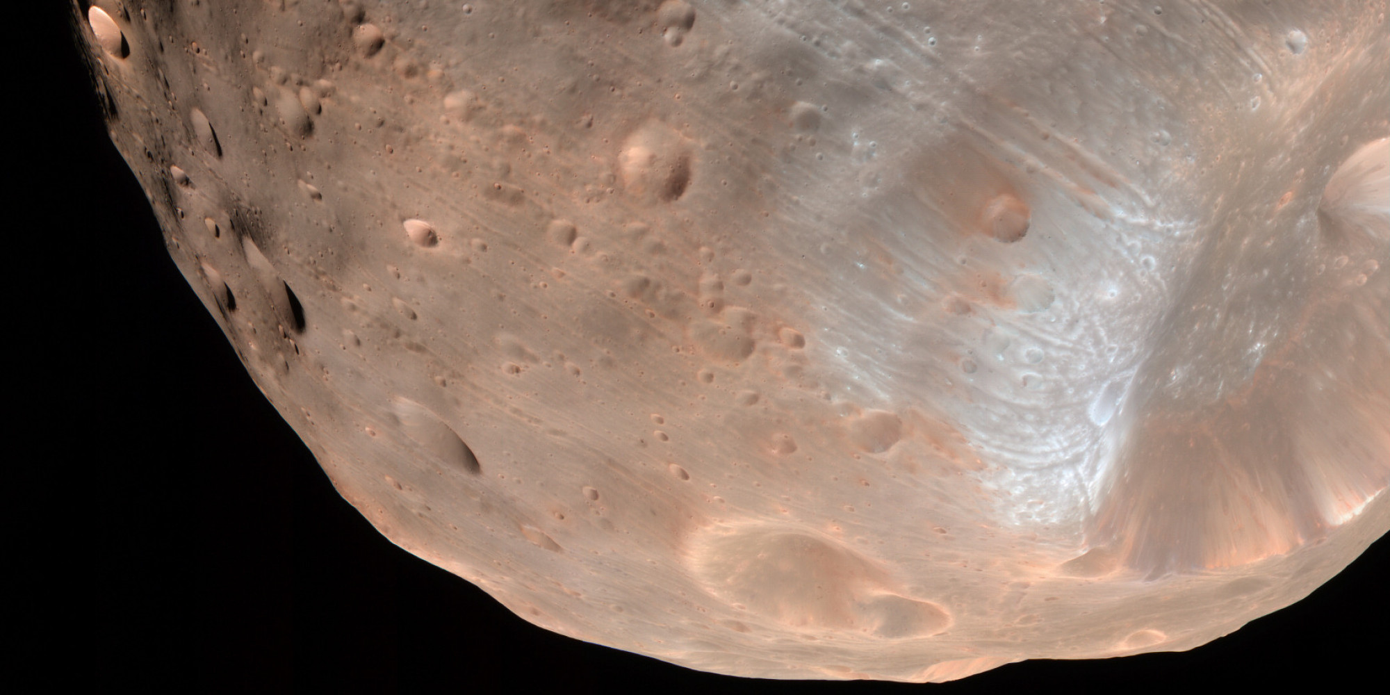phobos from mars surface - photo #13
