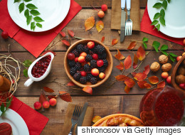 Giving Thanks for a New Food Tradition