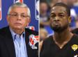 Dwyane Wade Yelled At David Stern At NBA Labor Meeting: Report (VIDEO)