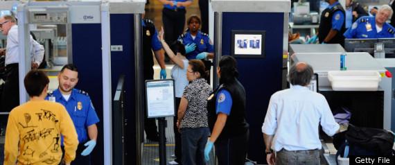 TSA PATDOWN