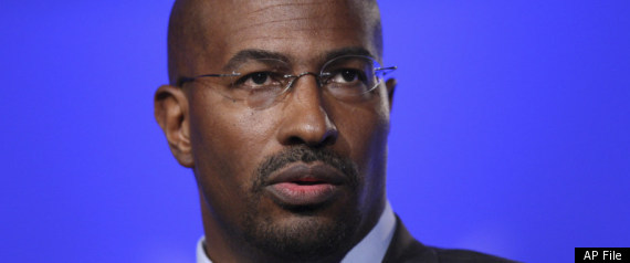 Van Jones Wall Street Rebuild The Dream