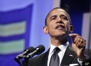 Obama speech on gay rights