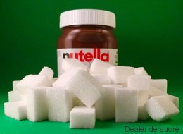 Combien de sucre dans vos aliments? La réponse en une image (PHOTOS)