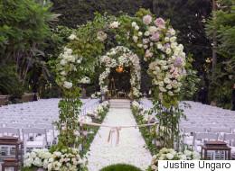8 Wedding Chuppahs With Serious 'Wow' Factor