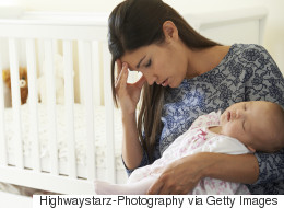 Postpartum Depression Stole Two Months Of My Life