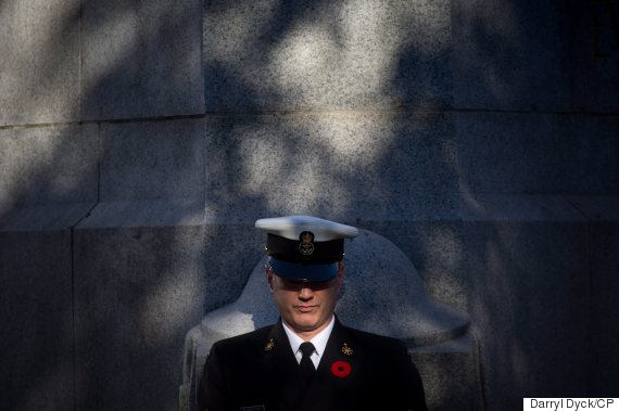 rembrance day vancouver 2015