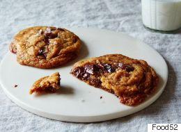The Most Genius Chocolate Chip Cookie Recipe Is Also Vegan