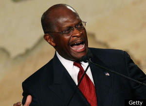 Hermain Cain Has a Good Point on Christie
