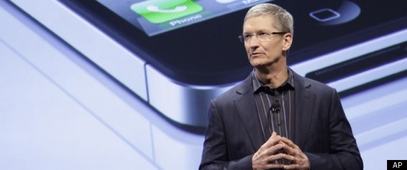 Tim Cook Apple Iphone