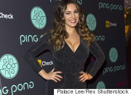 Kelly Brook Turns Heads On Red Carpet