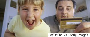 CHILD CREDIT CARDS