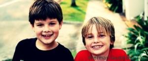 niños felicidad