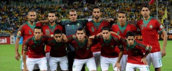 Le maroc affronte la guin e quatoriale pour les qualifications de la coupe du monde 2018 - Maroc qualification coupe du monde ...