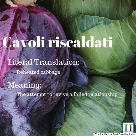 Words In Italian Translated To English: 11 Beautiful Italian Words And Phrases That Just Don't