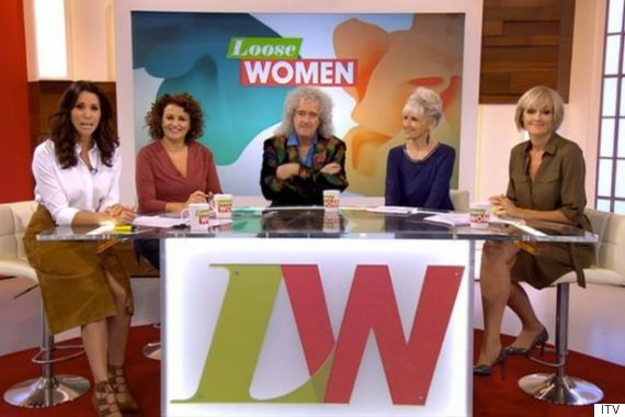 brian may loose women
