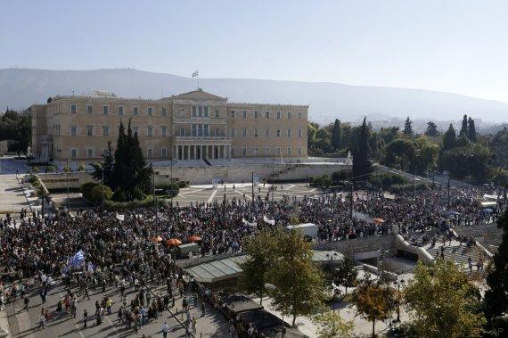 huelga grecia