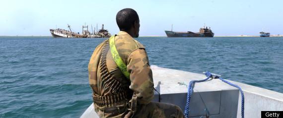 PIRACY GLOBAL SHIPPING