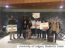 Alberta Universities Up Their Support For Syrian Refugees