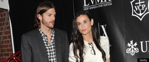 DEMI MOORE ASHTON KUTCHER AFFAIR