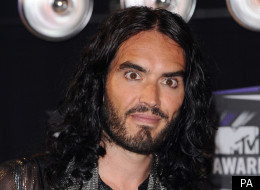 Russell Brand Misses Gig After Canada Keeps Him Out