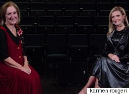 Κάρμεν Ρουγγέρη: «Αγαπώ όλες μου τις παραστάσεις σαν να είναι παιδιά μου»