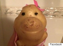 This Teen Dressed Up Her Potato As A Baby And Called It Potato
