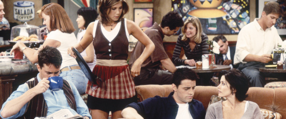 FRIENDS TV SHOW RACHEL GREEN